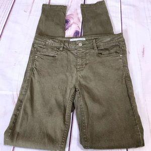 Zara Trafaluc Stretch Denim Super Skinny Jeans